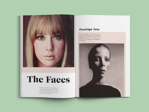 Magazine_The_Faces_Green